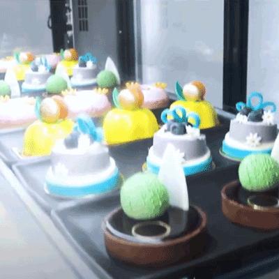 Insta-worthy cakes