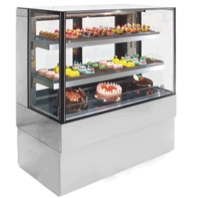 Matching Cold, Hot and Ambient Cabinets