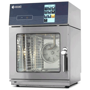 Houno CPES1.06 Slimline 6 Tray Combi Smart Touch Display