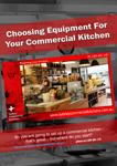 Kitchen Equipment Checklist