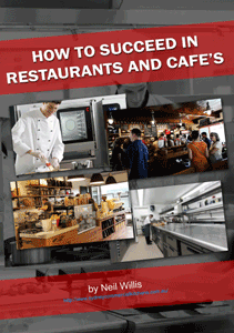 How to Succeed in Restaurants & Cafes - eBook