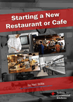 Starting a New Restaurant or Cafe Planning Guide