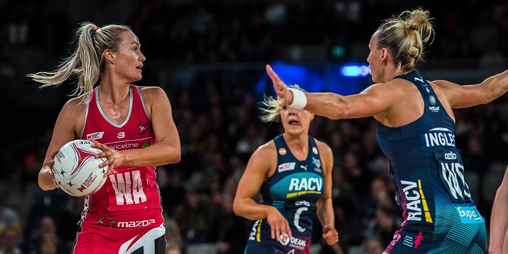Netball Australia KNEE Program   Reducing ACL Injury Risk