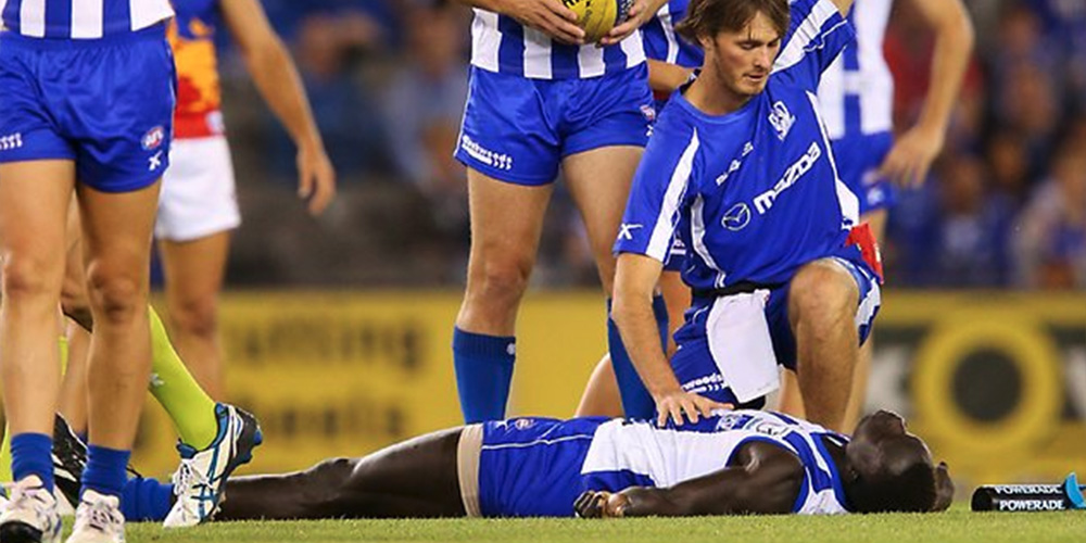 Concussion in AFL: Subsequent Injury and Rehabilitation