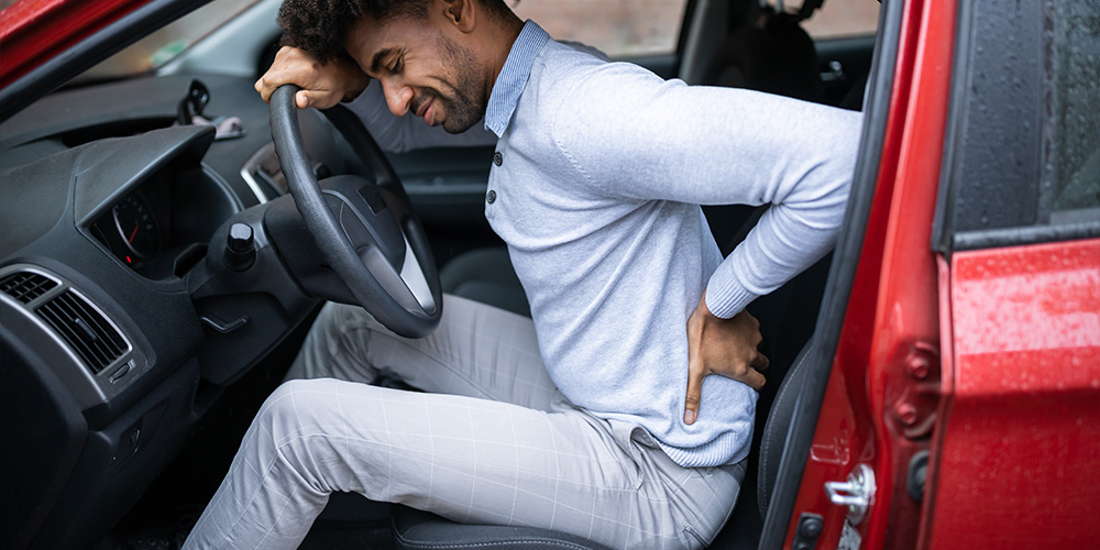 3 Tips for Improving Your Posture While Driving