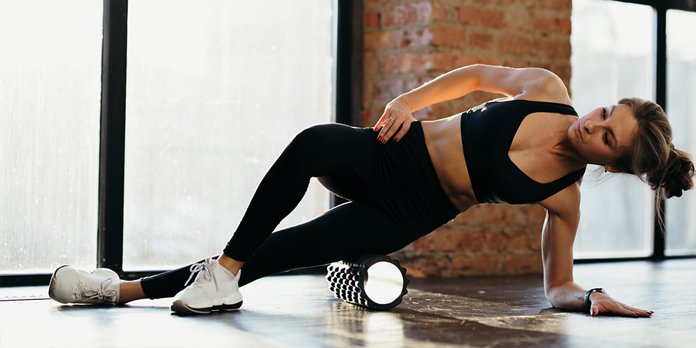 6 Killer Foam Roller Moves to Maximise Your Lower Limb Flexibility