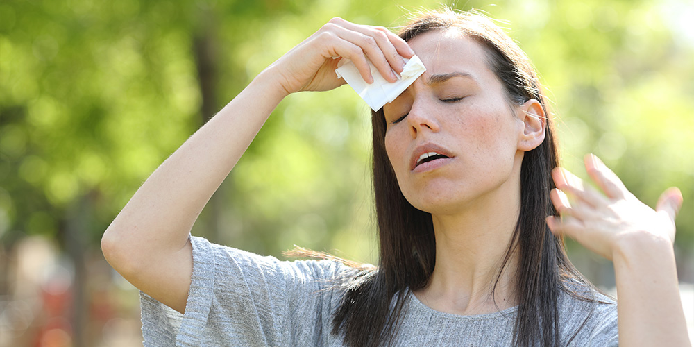 What Are the Warning Signs You Could Have Heat Stroke?