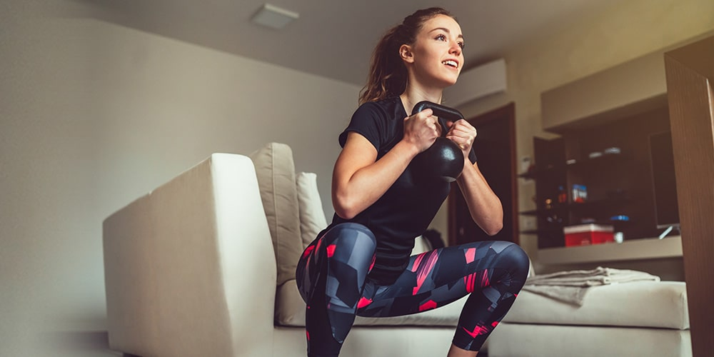 How to Motivate Yourself to Exercise at Home?