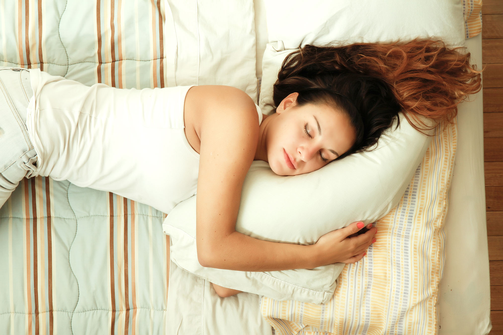 Types Of Pillows For A Better Night's Sleep
