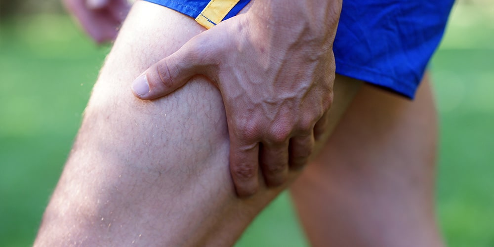 How Long Does It Take for a Corked Thigh to Heal?