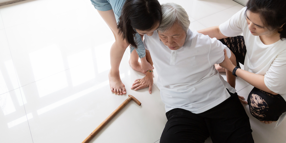 Falls Prevention Strategies In Aged Care