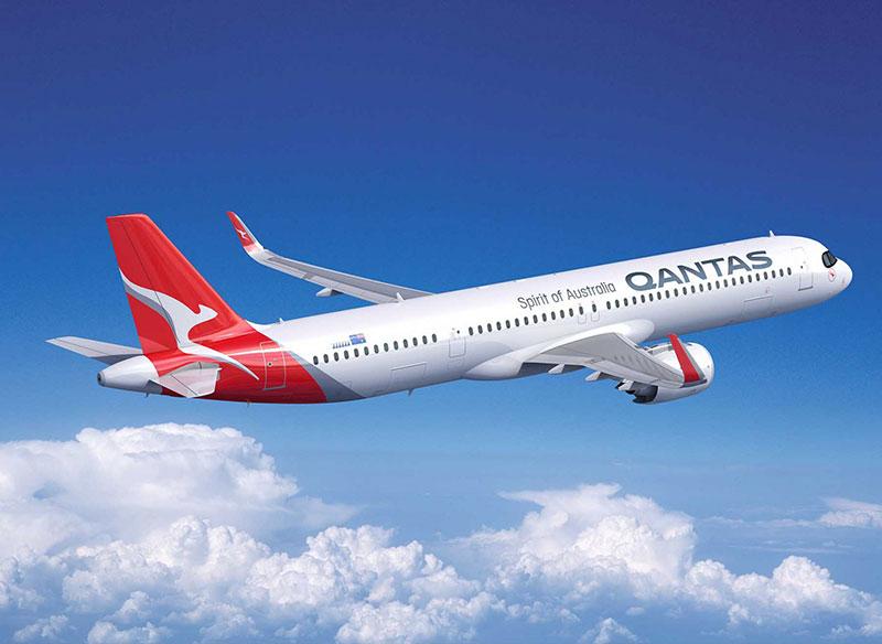 Qantas Schedule