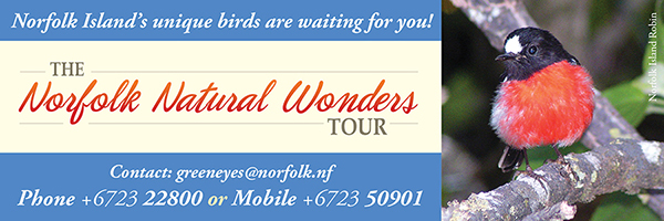 Norfolk Island Natural Wonders Tour