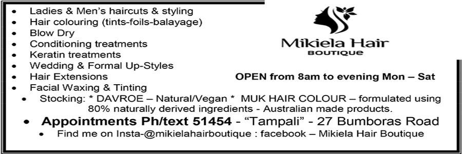Mikiela Hair Boutique