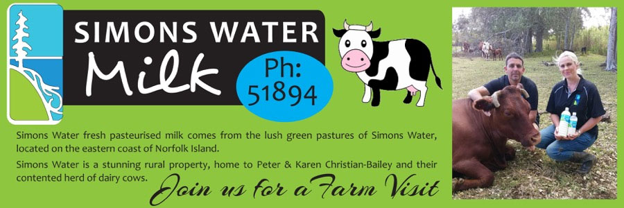 Simons Water Milk
