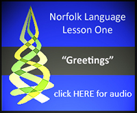 LEARNING TO SPEAK THE NORF'K LANGUAGE