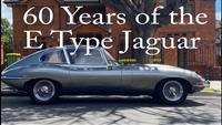 60 Years of the E-Type Jaguar