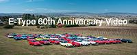 E-Type 60th Anniversary