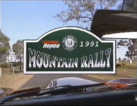The First Mountain Rally
