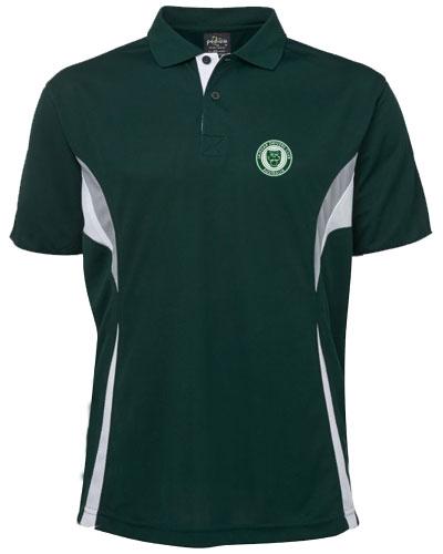 Ladies' Green Polo