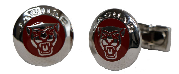 Cuff Links, Red Growler
