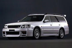 Tuner Series Nissan Stagea WC34 Series 2 Model TGKNREA Automatic Transmission