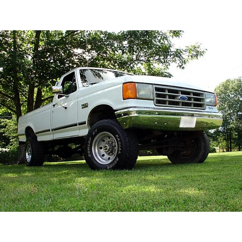 Tuner Series Ford F350 '89 Plug-In