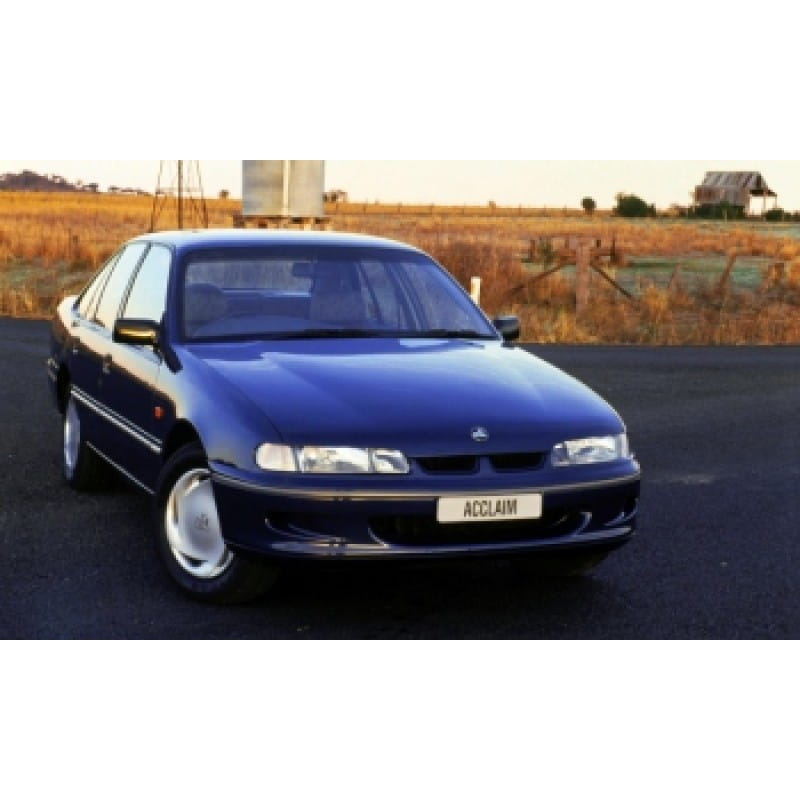 Tuner Series Holden VR V6 Manual