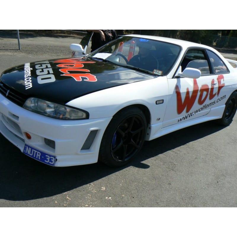 Tuner Series Nissan Skyline R33 GTST Plug-In