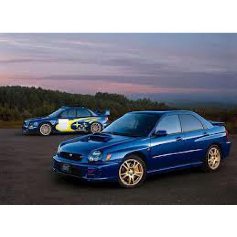 Tuner Series Subaru WRX 97-98