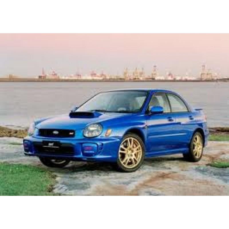 Tuner Series Subaru WRX '01-'02