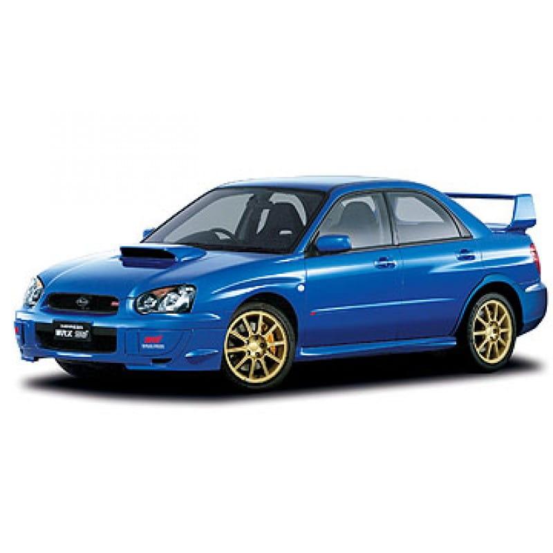 Tuner Series Subaru WRX '03-'04