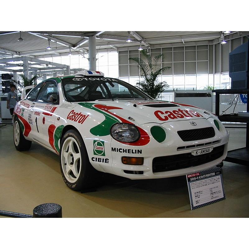 Tuner Series Toyota Celica ST185 GT4 / ST205 GT4