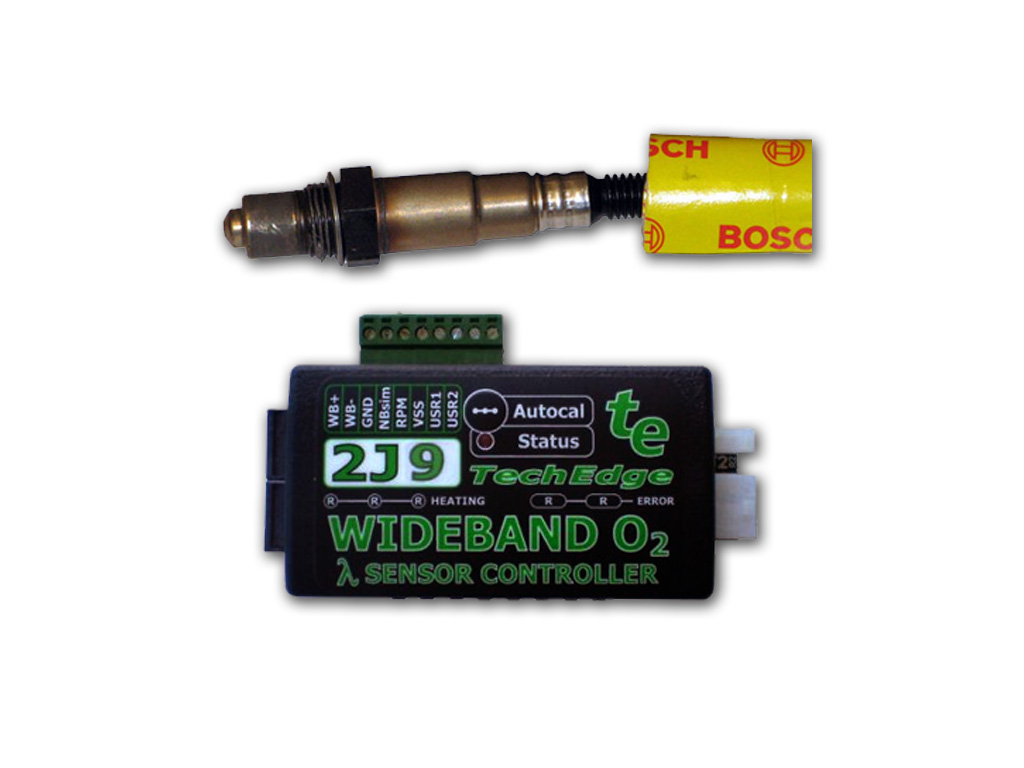 Techedge 2J9 Sensor Kit (no display)