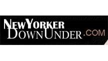 New Yorker Down Under