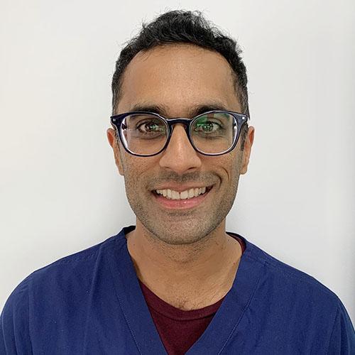 Meet Dr Rupen Patel, Dentist at National Dental Care, Buddina