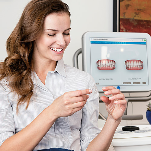 SmileView | A straighter smile in 60 seconds!