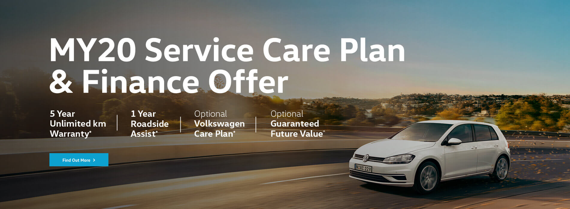 My20 Service Care Plans and Finance Offer