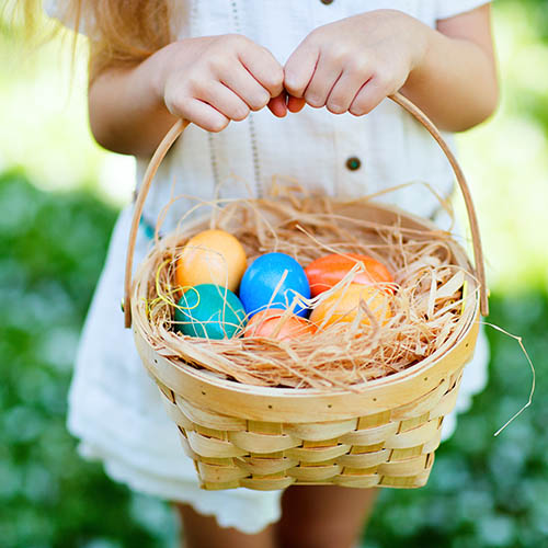 The Great Easter Dental Hunt!