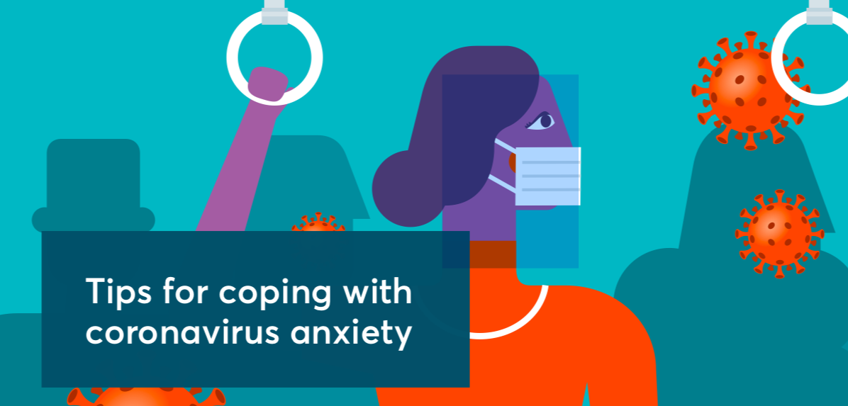 Coping with coronavirus anxiety